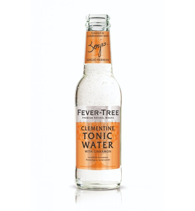 Fever Tree Tonic Water Clementine 250ml