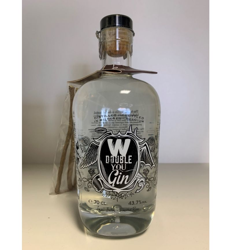 Double You Wilderen Gin 43,7°/700ml