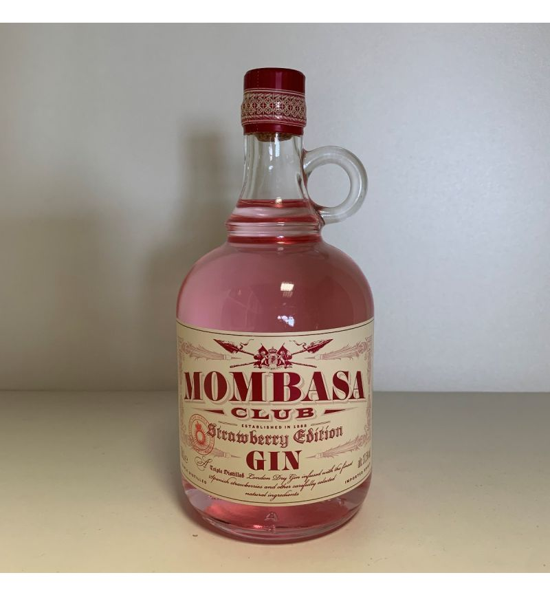 Mombasa Strawberry 37,5°/700ml