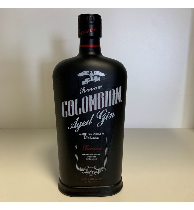 Colombian Rum Aged Gin 43°/700ml