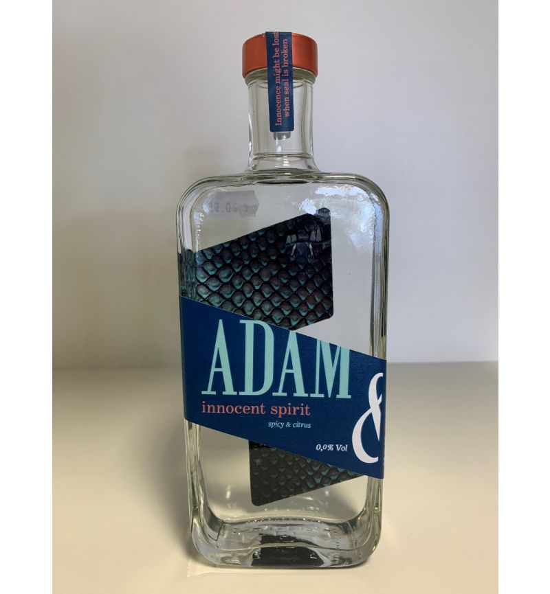 Adam 0% alcohol / 500ml