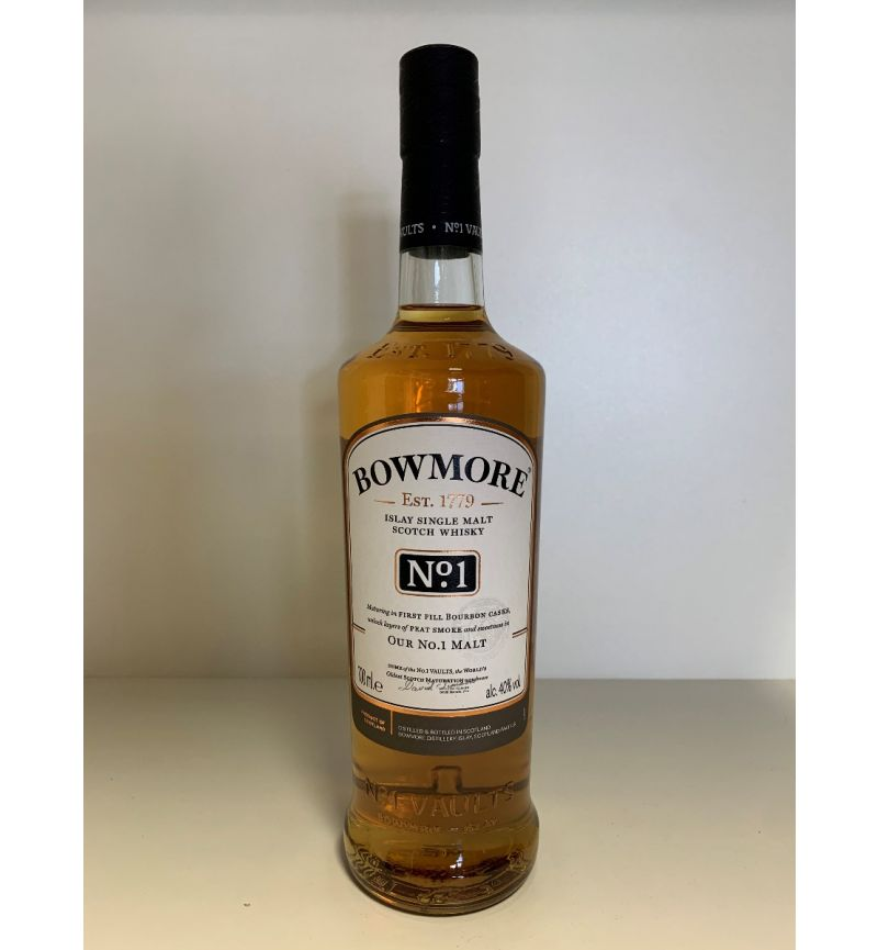 Bowmore N°.1 Single Malt Scotch Whisky 400/700ml