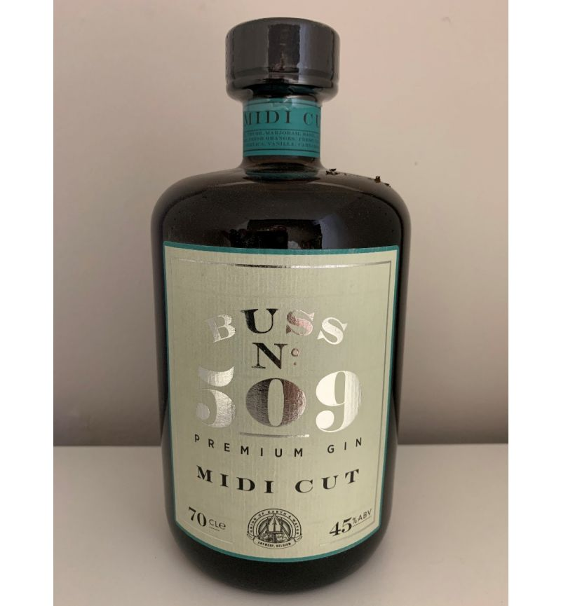 Buss 509 Midi Cut Gin 45°/700ml