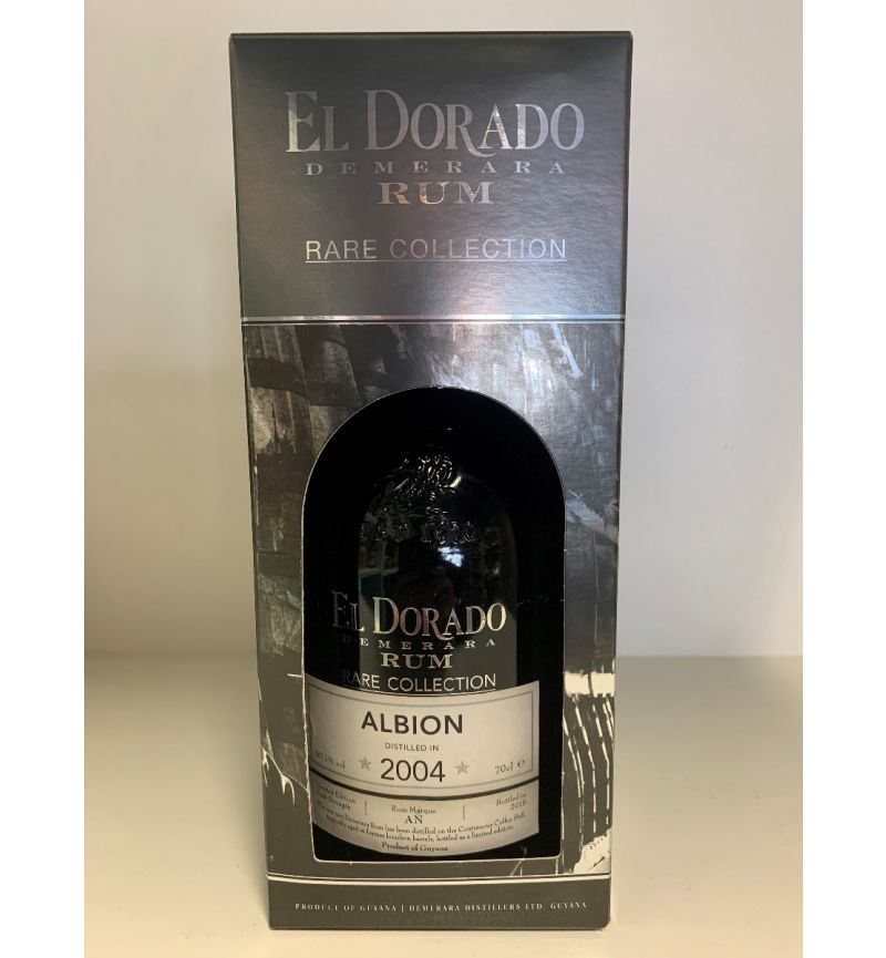 El Dorado Rare Collection Albion 2004 60,1°/700ml