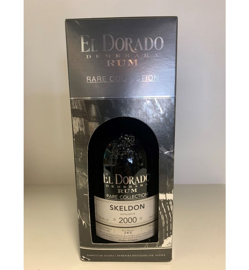 El Dorado Skeldon 2000 58,3°/700ml
