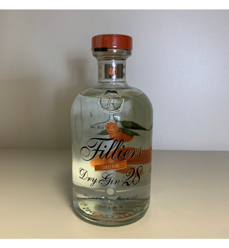 Filliers Tangerine Gin 42,6/500ml