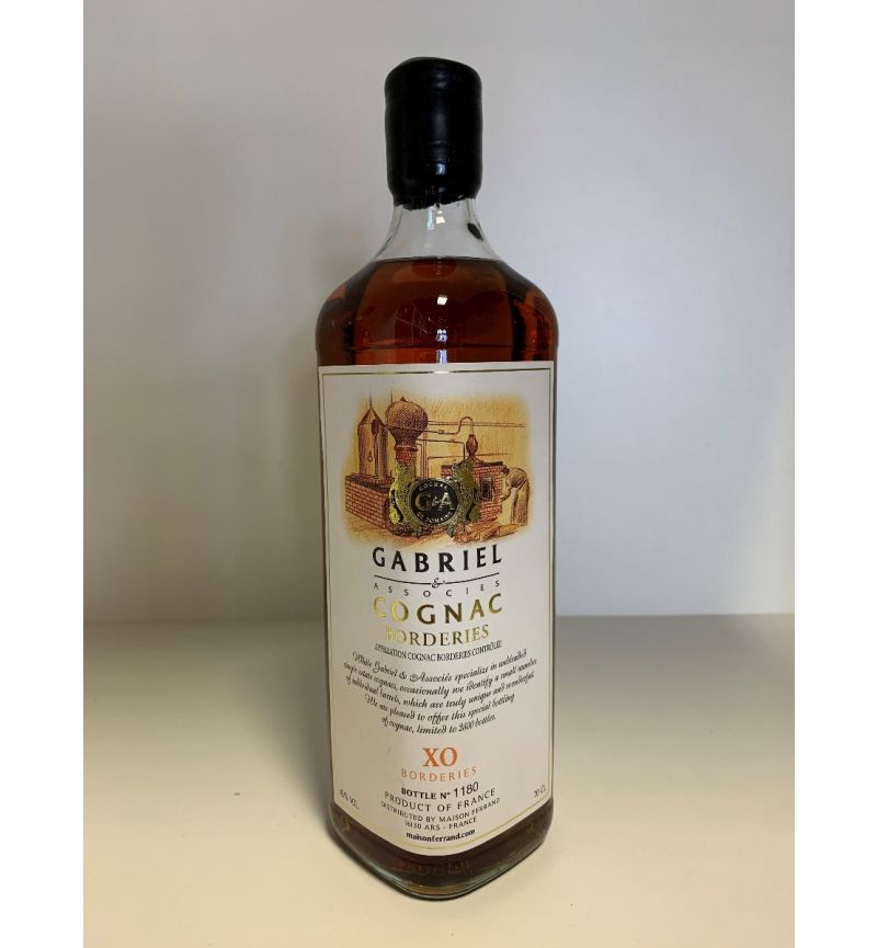Gabriel Cognac XO borderies 43°/700ml
