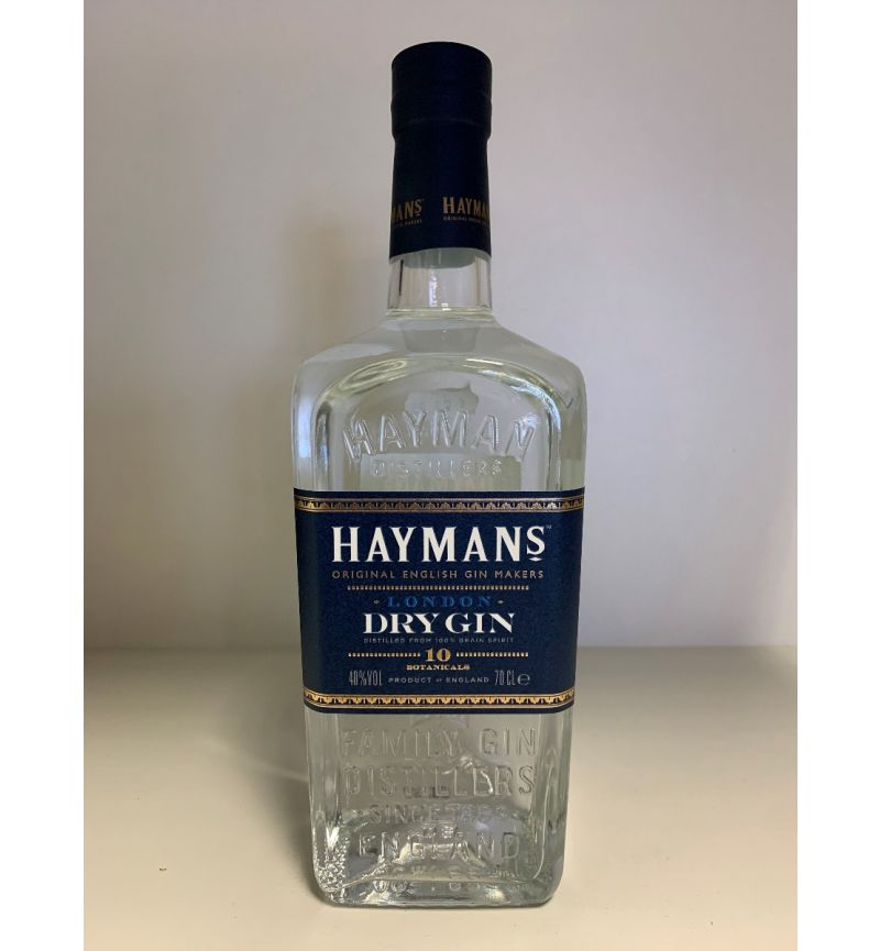 Hayman's London Dry Gin 40°/700ml