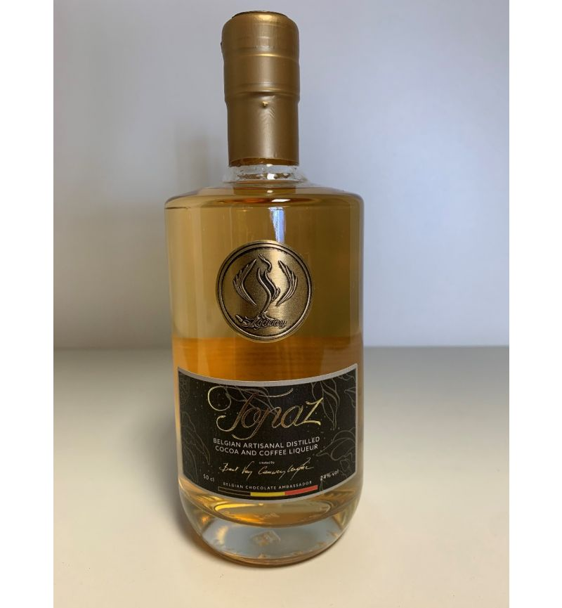 Legendary Topaz Coffee and Cocoa Liqueur  24°/*500ml