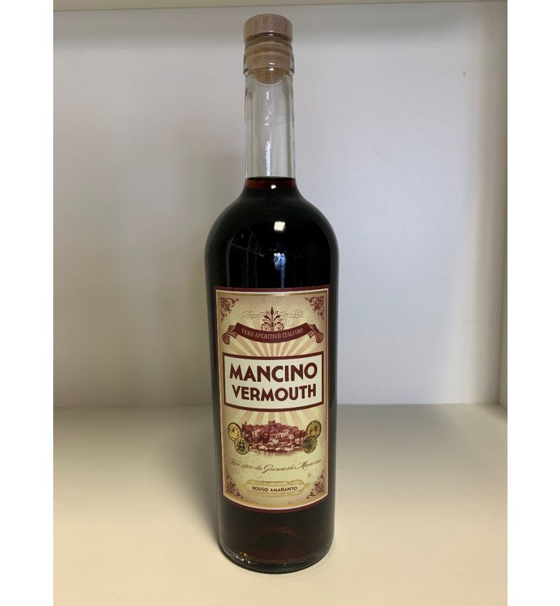 Manchino Vermouth Red
