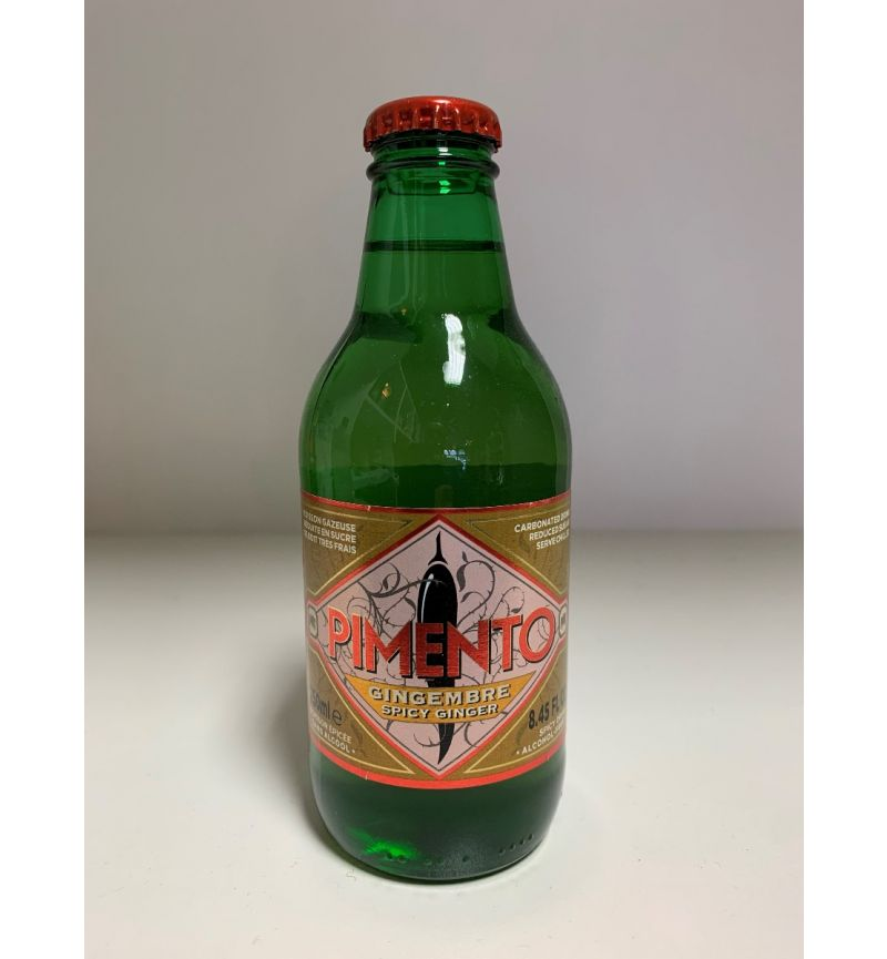 Pimento Spicy Ginger Beer 250ml
