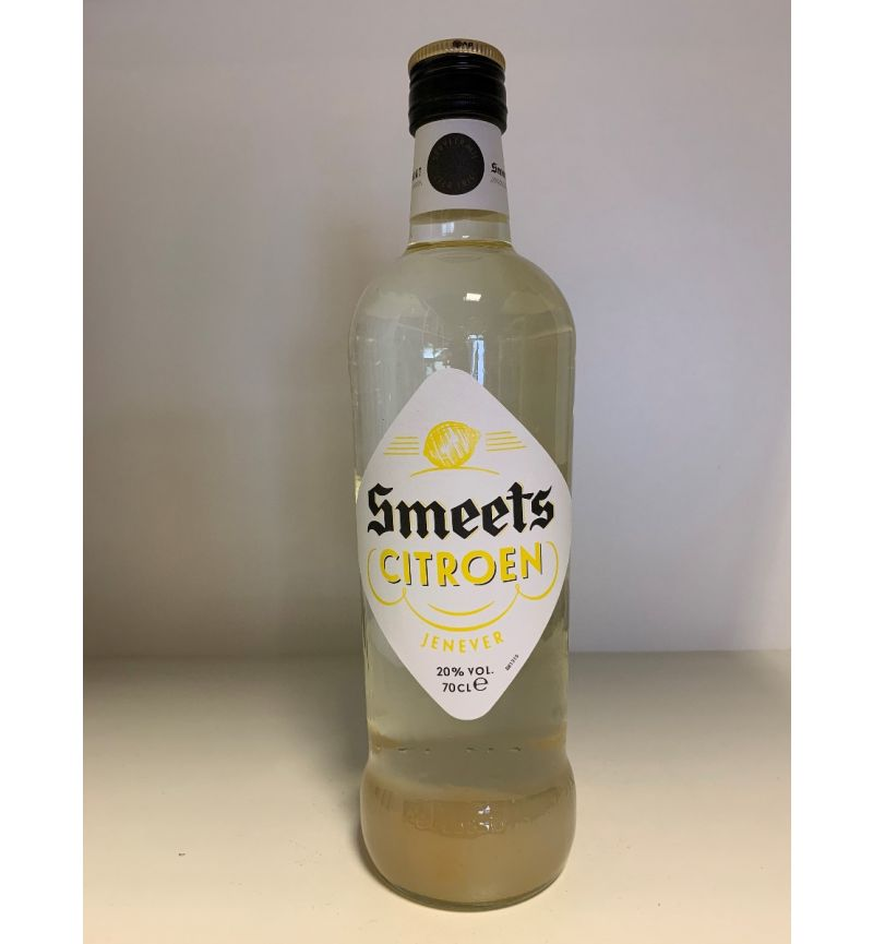 Smeets Citroenjenever 20°/700ml
