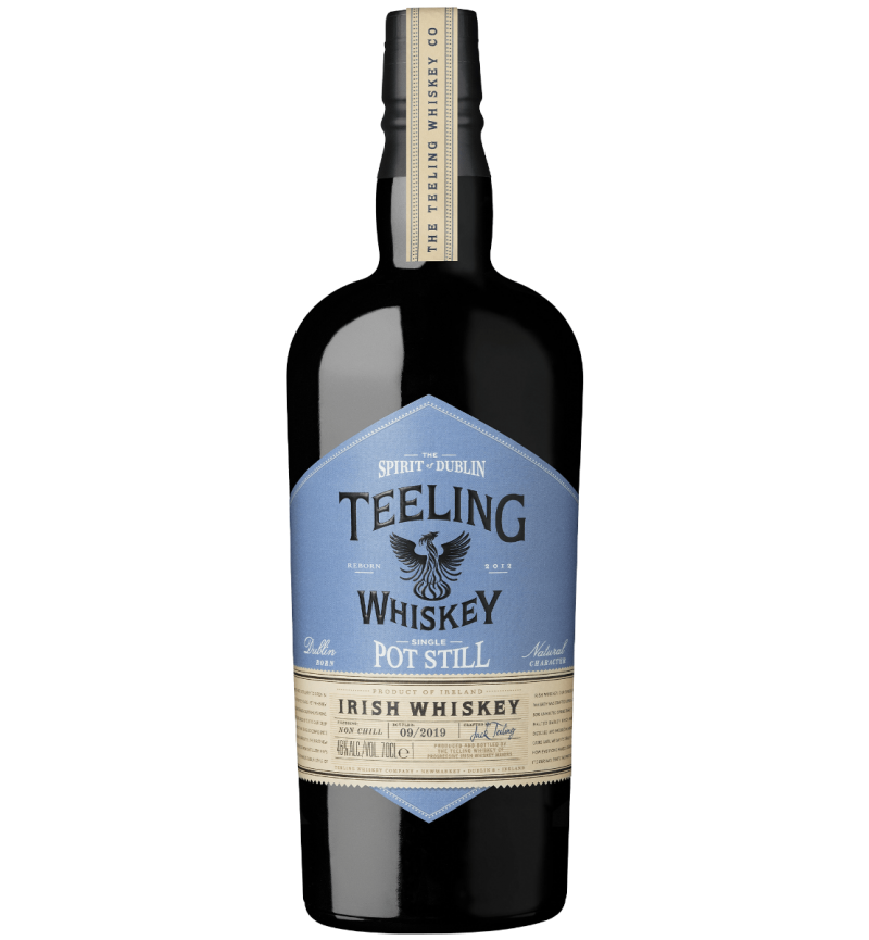 Teeling Single Pot Still Irish Whisky 46°/700ml